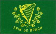 Fahne Erin go Bragh 60 x 90 cm