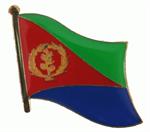 Pin Eritrea 20 x 17 mm
