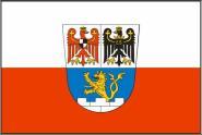 Fahne Erlangen 90 x 150 cm
