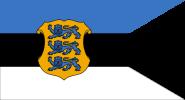 Flagge Estland Seestreitkräfte