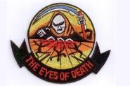 Aufnäher The Eyes of Death