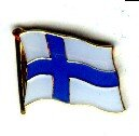 Pin Finnland 17 x 12 mm