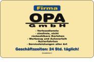 Brettchen Firma Opa GmbH
