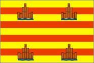 Flagge Formenterra - Ibiza