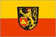 Fahne Frankenthal 90 x 150 cm