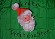 Fahne Frohe Weihnachten 5 90 x 150 cm