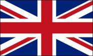 Aufkleber Grossbritannien 12 x 8 cm