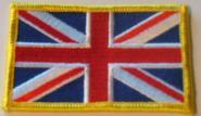 Aufnäher Grossbritannien