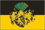 Fahne Gera 90 x 150 cm