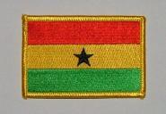 Aufnäher Ghana