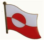 Pin Grönland 20 x 17 mm