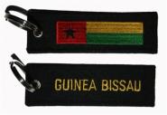 Schlüsselanhänger Guinea