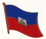 Pin Haiti 20 x 17 mm