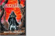 Posterflagge Hammerfall Glory to the Brave 105 x 75 cm