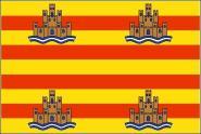 Fahne Ibiza 90 x 150 cm