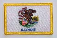 Aufnäher Illinois