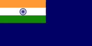 Flagge Indien Blue Ensign