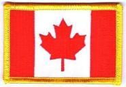 Aufnäher Kanada