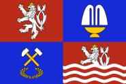 Flagge Karslbad Region