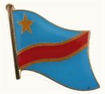 Pin Kongo Demokratische Republik 20 x 17 cm