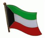 Pin Kuwait 20 x 17 mm
