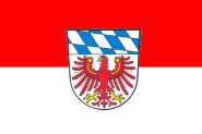 Aufkleber Landkreis Bayreuth