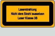 Laser Klasse 3B 10,5 x 5,2 cm