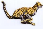 Aufnäher Leopard