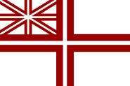 Flagge Oberster Befehlshaber der Streitkräfte