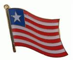 Pin Liberia 20 x 17 cm