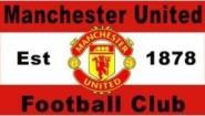 Fahne Manchester United Est. 1878 91 x 152 cm