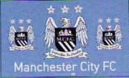 Fahne Manchester City FC 91 x 152 cm