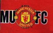 Fahne Manchester United 91 x 152 cm