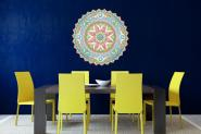 Wandtattoo Mandala Color Motiv Nr. 1