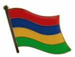 Pin Mauritius 20 x 17 cm