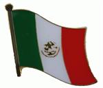 Pin Mexiko 20 x 17 mm