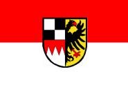 Fahne Mittelfranken 60 x 90 cm