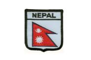 Wappenaufnäher Nepal