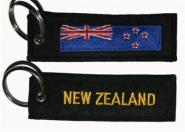 Schlüsselanhänger Neuseeland
