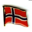 Pin Norwegen 17 x 12 mm