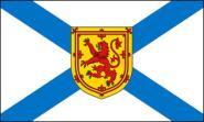 Flagge Nova Scotia