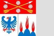 Flagge Oerebro 120 x 120 cm