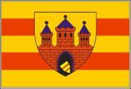 Fahne Oldenburg Stadt 90 x 150 cm
