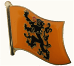 Pin Ostflandern 20 x 17 mm