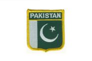 Wappenaufnäher Pakistan