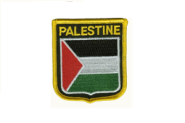 Wappenaufnäher Palästina