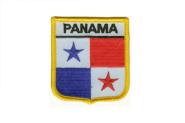 Wappenaufnäher Panama