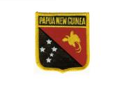 Wappenaufnäher Papua Neuguinea