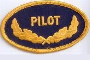 Aufnäher Pilot