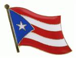 Pin Puerto Rico 20 x 17 mm